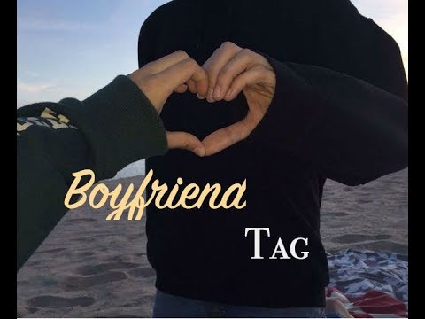 WE DID THE BF/GF TAG?!!!