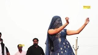 Haryanvi songs Sapna choudhary new dance 27:01:2019 ghoonghat ki oat mein