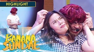 May Sakit | Banana Sundae