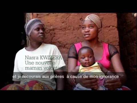 Burundi: Health Care Programme with Care Groups (French)