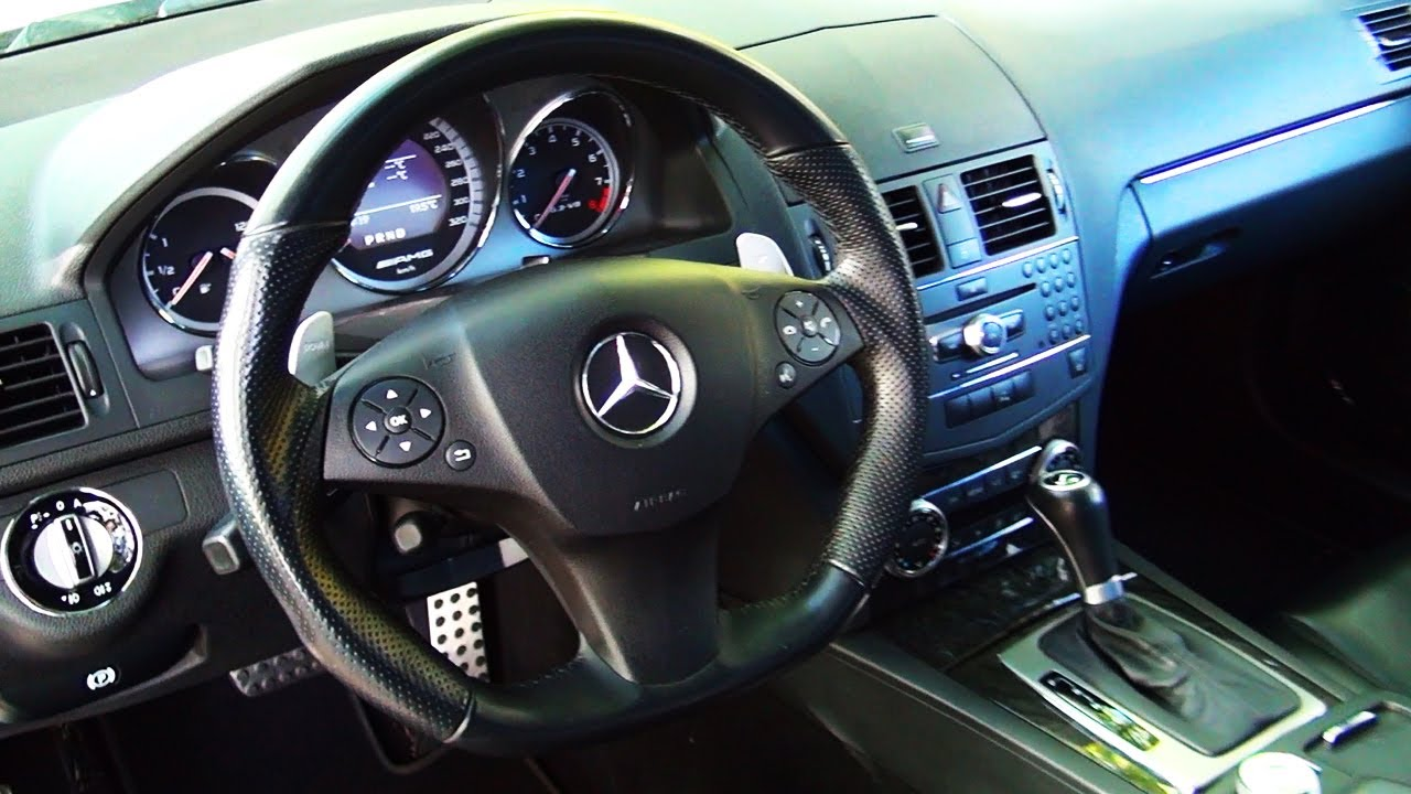 2013 Mercedes S550 >> Mercedes C63 AMG Presentation Onboard + Outside - My Car ...