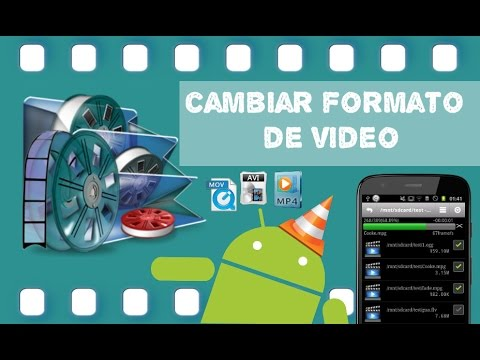Los mejores convertidores de video gratis para Android | Chicos Android al día