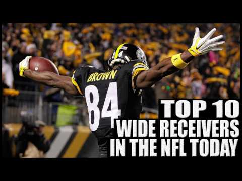 Top 10 Best Wide Receivers in the NFL 2016