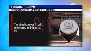 ECONOMIC GROWTH: Central bank forecasts modest GDP growth in 12-24 months
