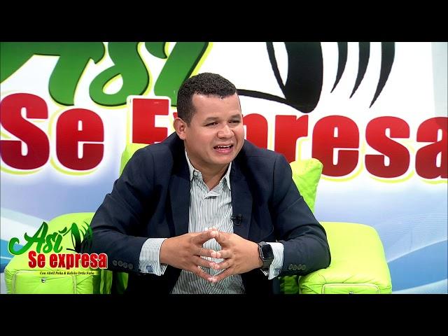 Entrevista: Así Se Expresa Anderson Montero. Parte II