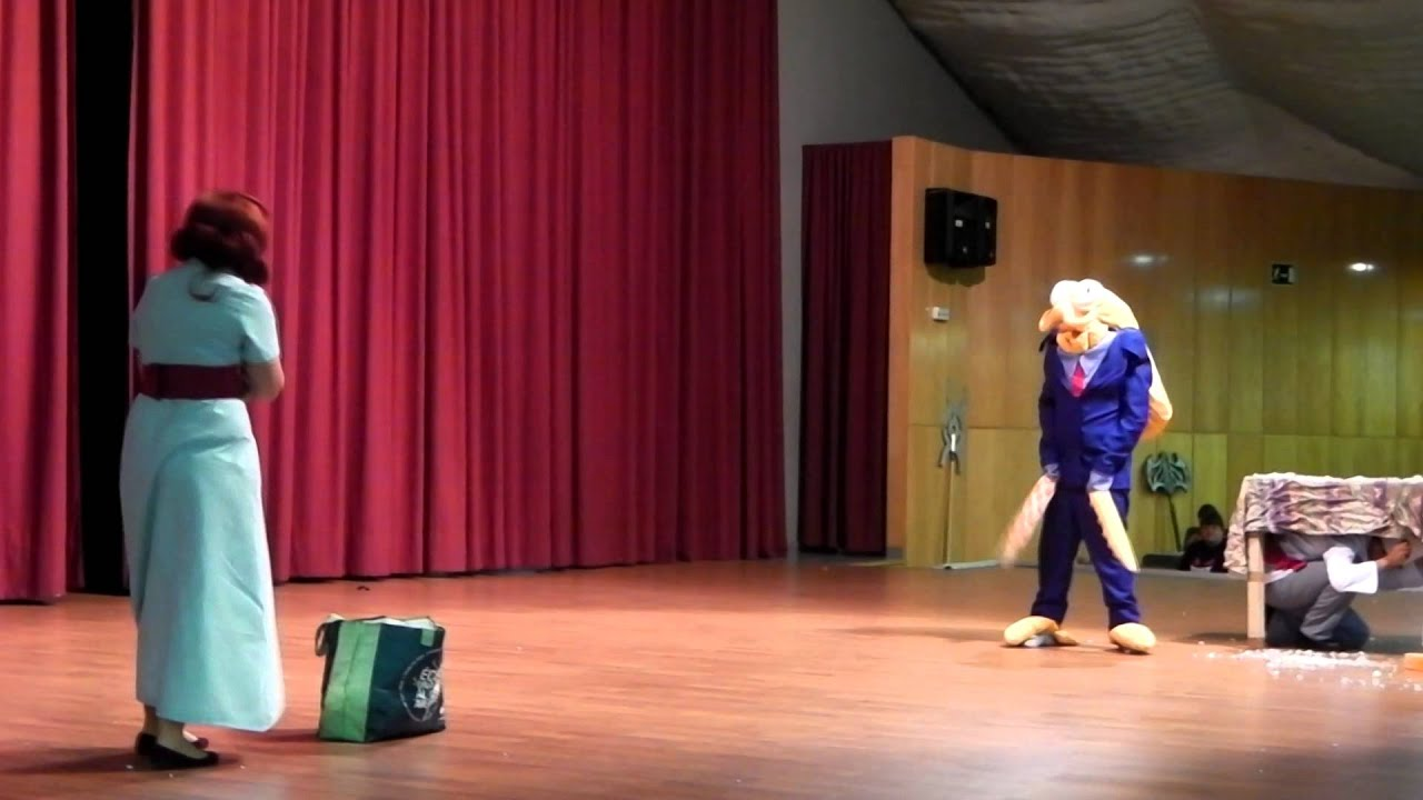 Omr Concurso De Cosplay Expomanga 2014 Octodad Youtube