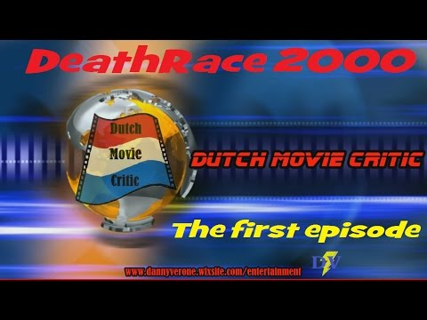 Death Race 2000 - movie review by Dutch Movie Critic