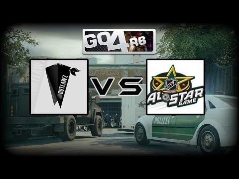 OTz vs H1T Rainbow six siege Go4R6 (One) Europe Cup #28