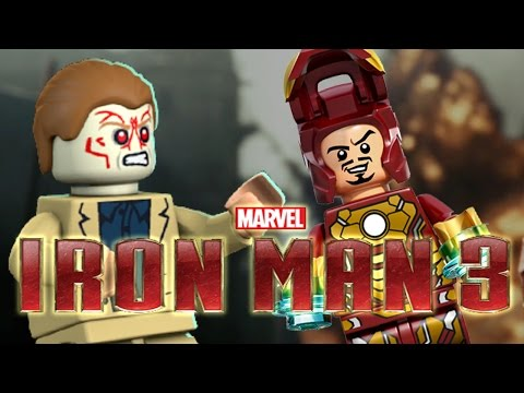 LEGO MARVEL's Avengers - Iron Man 3 - Iron Man vs Aldrich Killian