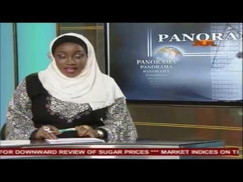 News Panorama At 12 noon with Laure Bala Hassan 04-09-2015