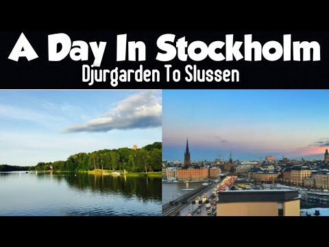 Ferry Trips Stockholm   A day in Stockholm   Things to do in Stockholm   Places to visit in Sweden