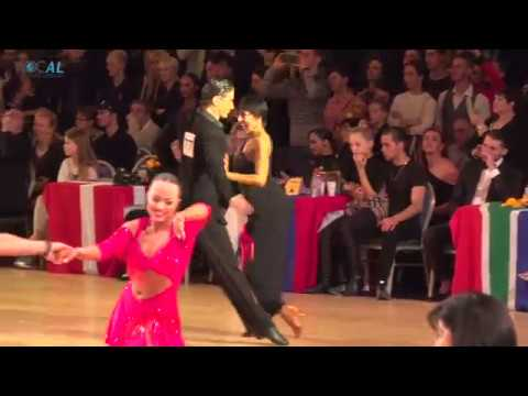 Open World Amateur Latin Final