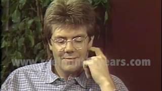John Hughes/Matthew Broderick/Jennifer Grey- Interview (Ferris Bueller) 1986 [RITY Archive]