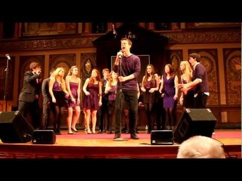 The Georgetown Phantoms - Paradise - Coldplay (A Cappella)