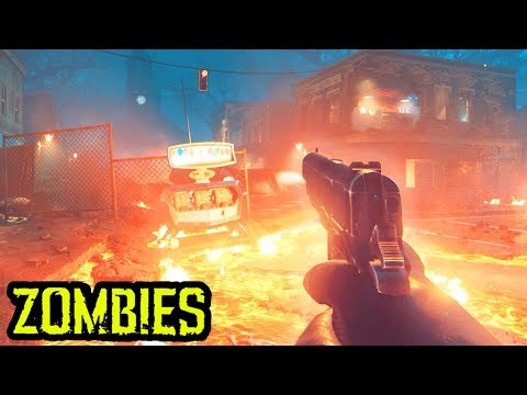 TOWN REMASTERED WITH NEW ZOMBIES AREAS & PERKS!! (This Will Blow Your Mind)