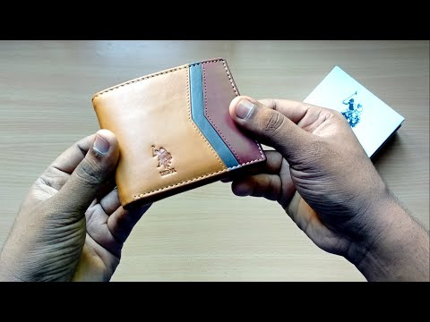 Men Wallet - US Polo Assn _ Unboxing
