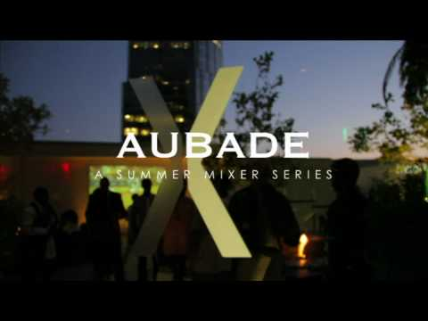 ::THE LIFESTYLE LOFT:: AUBADE MIXER August 20, 2010 (Promo Video Invite)