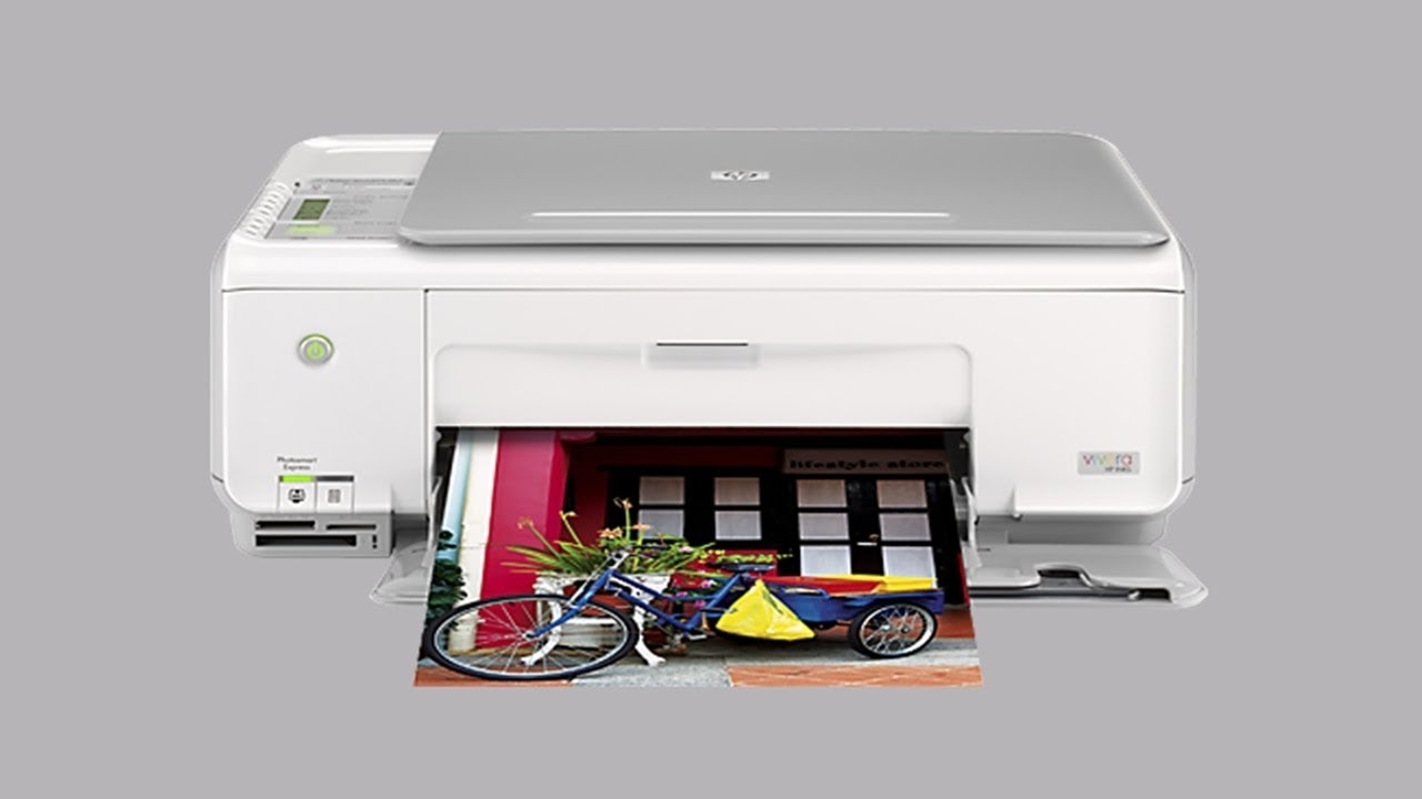 HP Photosmart C3180 Print and Scan Doctor for Windows