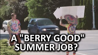 Summer Job Selling Berries - Laptop or Bust ep2