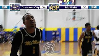 McMain at Crescent City (HIGHLIGHTS) - Byron Joshua Erupts for 43 Points in Double OT