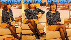 Sabine Sauer FullHD Nylons Pantyhose Collant Strumpfhose on BR Wir in Bayern