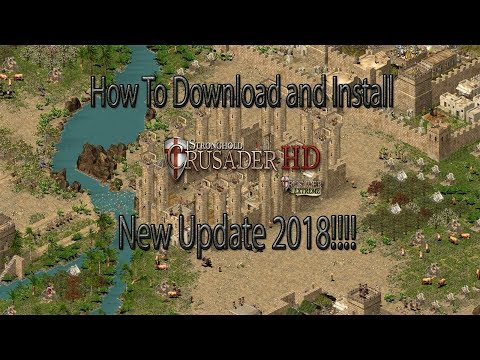 Stronghold Crusaders HD How To Download Dan Install (indonesia) New Update 2019!!!!