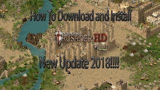 Stronghold Crusaders HD How To Download Dan Install (indonesia) New Update 2018!!!!