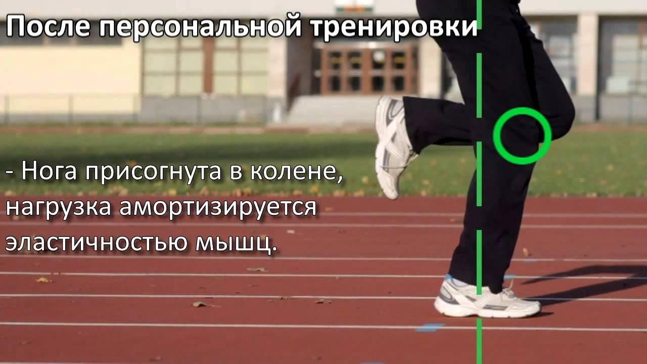 bcdee55b Естественный бег. Пример - YouTube