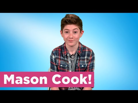 Mason Cook Talks About TNT's Legends and His New Project on Lifetime