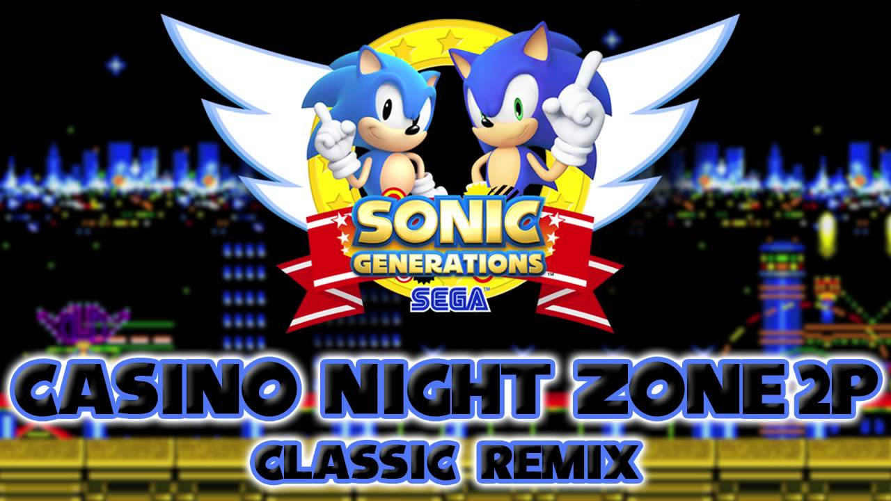 Sonic generations casino nights