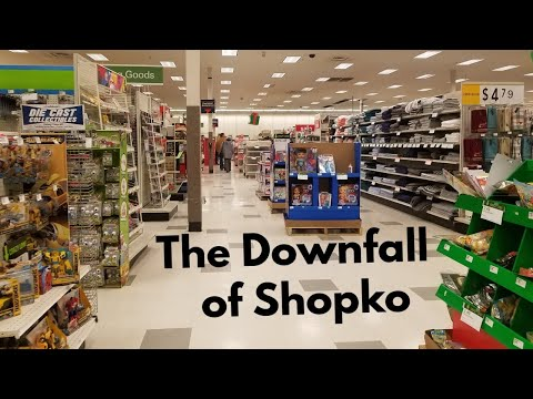 The Downfall Of Shopko | Retail Documentary & Analysis