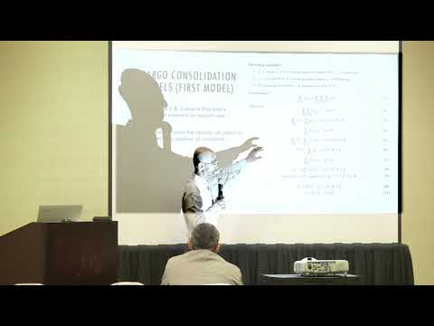 Conference Presentation: Freight Consolidation and Truck Sha