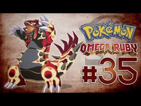 Pokémon Rubí Omega Ep.35 - LOS ARRECIPOLIANOS!!