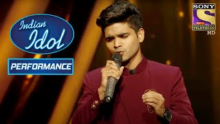 Salman ने दिया एक Soulful Performance | Indian Idol Season 10