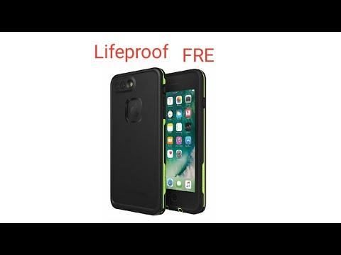 Lifeproof FRE SERIES Waterproof Case For IPhone 8 Plus