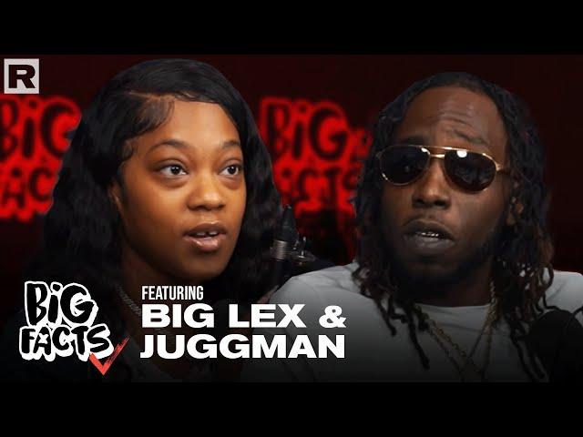 Big Lex & Juugman On Joseline's Cabaret, Hustling, Relationships, Their Careers & More | Big Facts