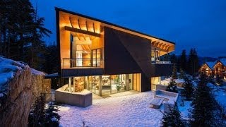 Dream Homes: Whistler Luxury Cabin with Private Gondola