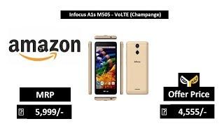 Infocus A1s M505 - VoLTE Champange