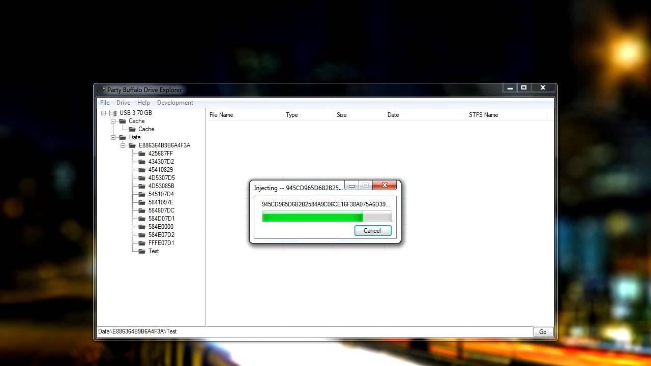 360 BUFFALO 2.0.1.0 PARTY DRIVE EXPLORER XBOX TÉLÉCHARGER