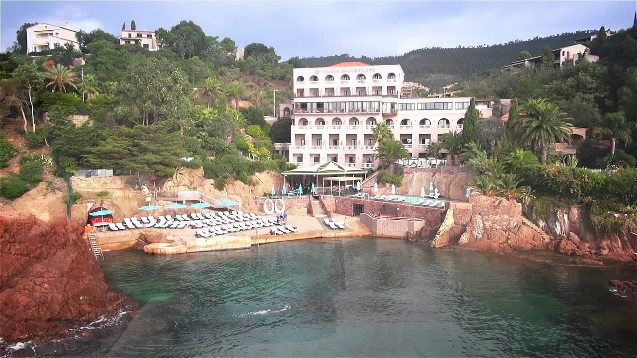 Tiara miramar beach hotel spa in france small luxury for Small luxury hotel france