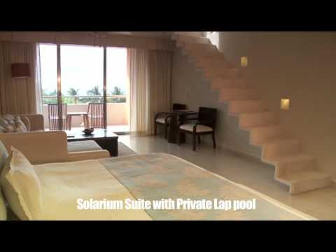 Aura Cozumel Solarium Suite With Private Lap Pool.mov