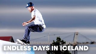 Skating the Icelandic roads with Josh Matthews, Madars Apse and crew. Part 2