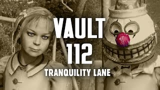 The Full Story of Fallout 3 Part 7: Vault 112 & Tranquility Lane - Fallout 3 Lore