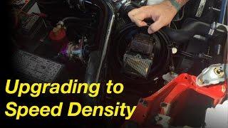 Upgrading to Speed Density - Joe Wrenches Vlog #20