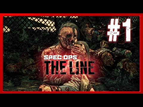 A SANDSTORM DESTROYED DUBAI?!?! - Spec Ops: The Line (Gameplay Walkthrough) #1 | LaynaD