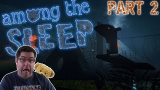 EVIL PLAYGROUND | Among the sleep part 2 | A BIT SCARY