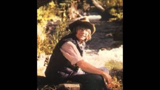 John Denver - Sunshine on my shoulders  (HQ)