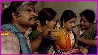Vaddante Pelli Telugu Movie  Scene - Bhagya Raja , Oorvasi