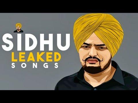 Sidhu Moosewala Top 30 S0ngs Leaked In One Video All Leaked Songs  Bygbrd  New Punjabi Songs