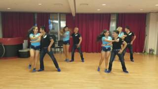 808 Bachata Training Team